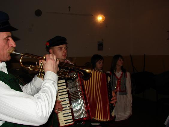 Zespół Pieśni i Tańca Ciekoty- zdjęcie z 2009r.