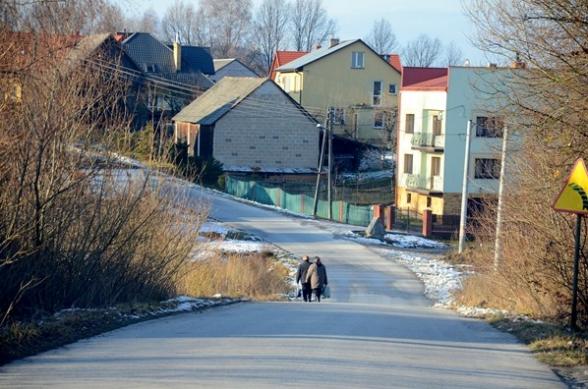 Dolina Marczakowa, 2011r.