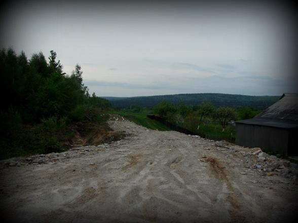 Dolina Marczakowa. Maj 2009r.