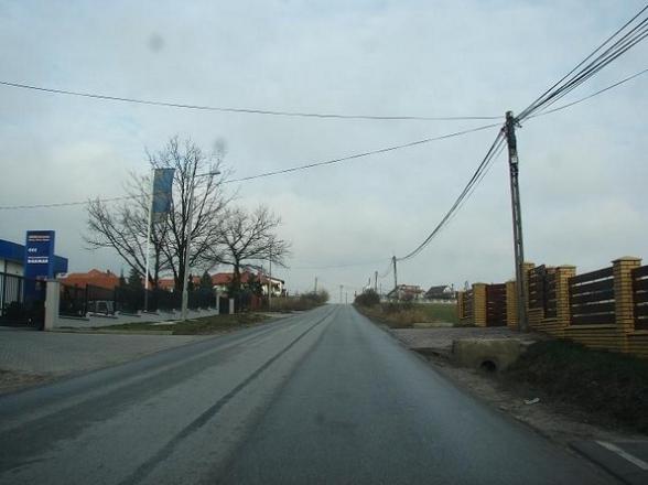 Domaszowice. Styczeń 2009r.