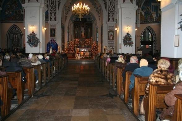 Kościół w Masłowie