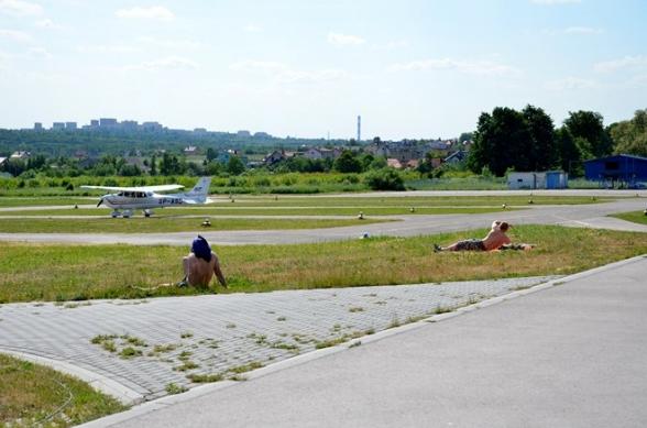 Lotnisko w Masłowie