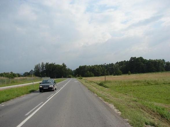 ul. Lotnicza, Masłów Pierwszy.Czerwiec 2009r.