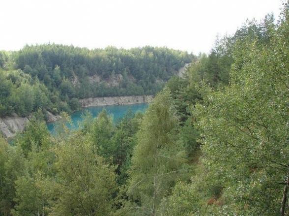 Kopalnia w Wiśniówce - zdjęcie z roku 2006