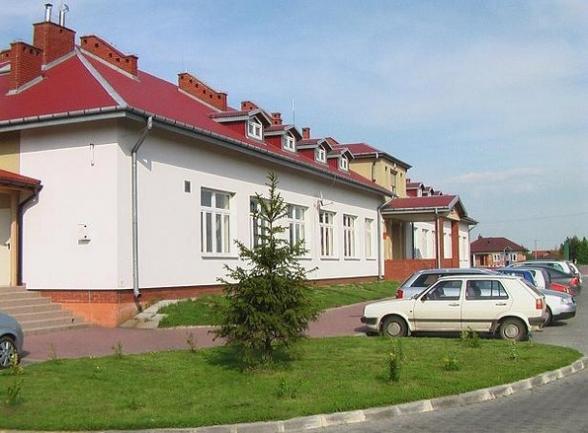 ul. Świętokrzyska, Wola Kopcowa. Zdjęcie z 2008r.