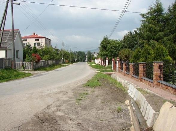 ul.Świętokrzyska, Wola Kopcowa. 2009r.