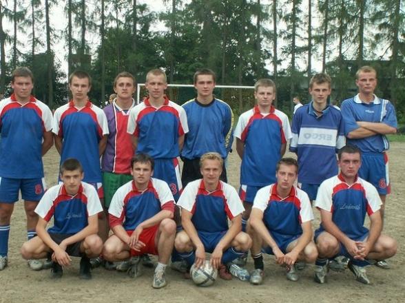 Liga Piłki Nożnej - 2006r.