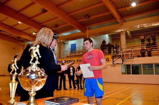 Turniej Mikołajkowy w Mąchocicach Scholasterii - 14.01.2012r.