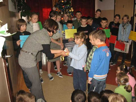 Szkoła Podstawowa w Brzezinkach - zdjęcia z lat 2006-2010