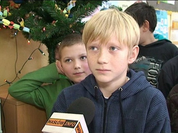 Szkoła Podstawowa w Mąchocicach Scholasterii, 2010r.