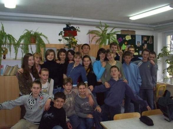 Zespół Szkół w Masłowie. 2007r.