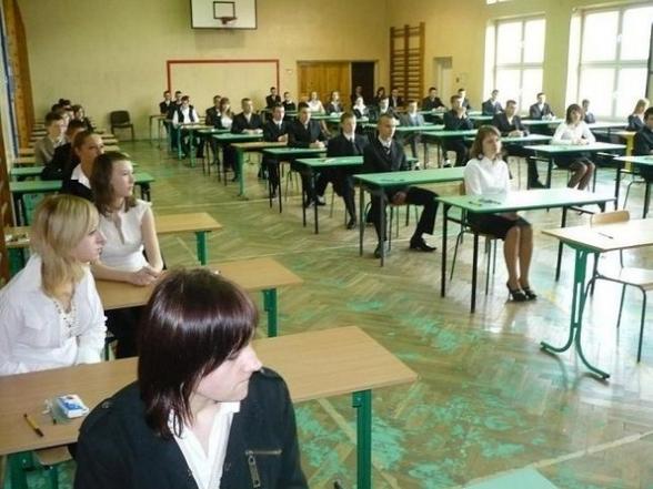 ZS Masłów. Egzamin gimnazjalny, kwiecień 2008r.