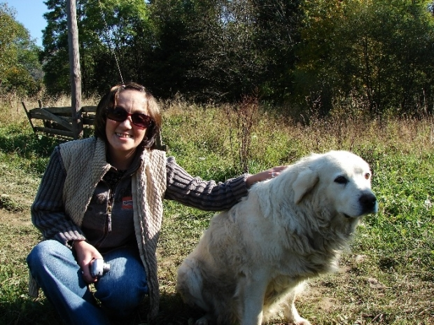 Wizyta Lokalnej Grupy Działania w Bieszczadach - wrzesień 2008r.