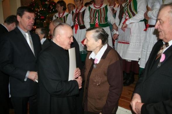 Złote Gody - grudzień 2008r.