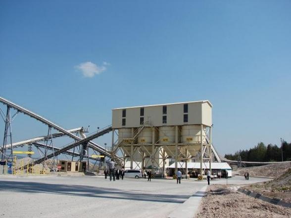Otwarcie kopalni w Wiśniówce - 29.04.2009r.