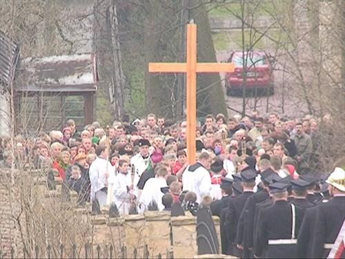 Piąta rocznica śmierci Jana Pawła II - 5.04.2010r.