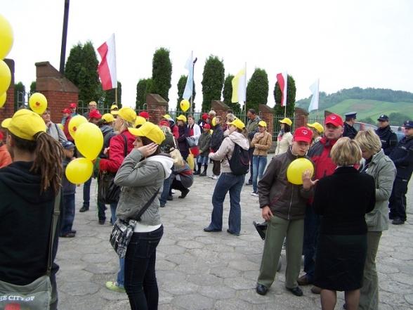 Spotkanie integracyjne osób niepełnosprawnych - 1.06.2010r.