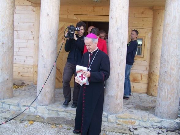 Szklany Dom uroczyście otwarty - 23.10.2010r.