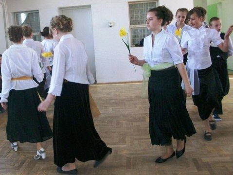 Święto 3 maja w SP Brzezinki - 3.05.2010r.