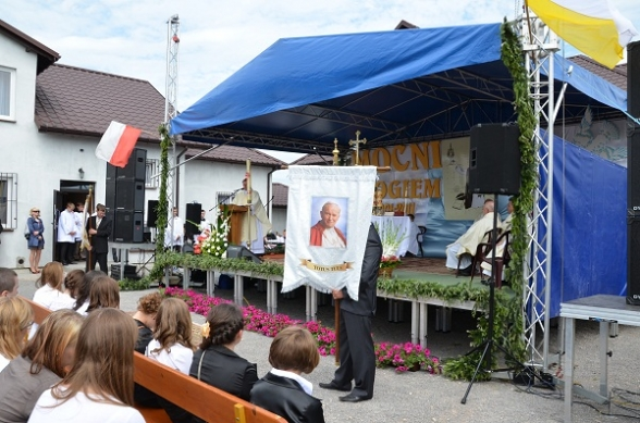 10-lecie parafii w Domaszowicach - 12.06.2011r.