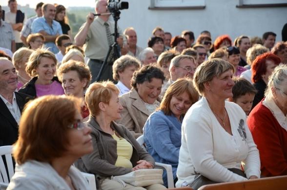 Koncert z okazji 10-lecia parafii w Domaszowicach - 12.06.2011r.