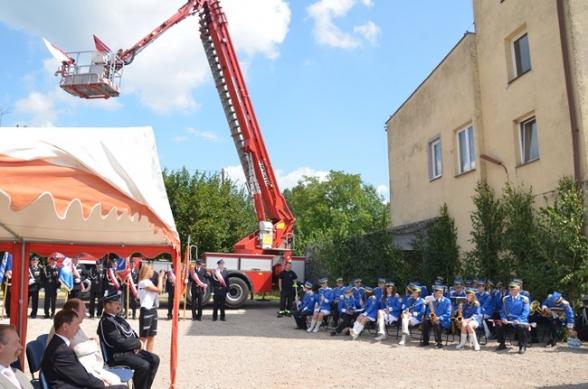 80-lecie OSP w Masłowie - 14.08.2011r.