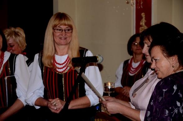 90-lecie chóru Masłowianie - 20.11.2011r.