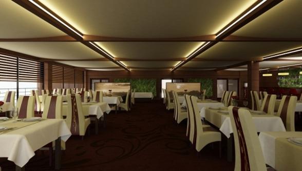 Hotel Odyssey otwarty - marzec 2011r.