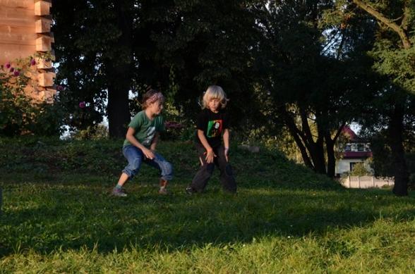Impreza na zakończenie lata - Ciekoty, 25.09.2011r.