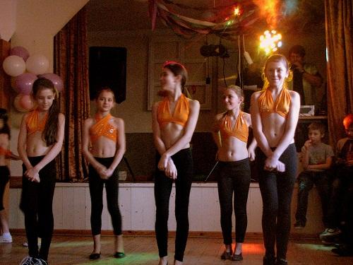 Karnawałowa zabawa dla najmłodszych - 27.02.2011r.