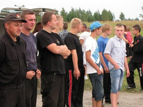 Zawody sportowo - pożarnicze - 7.08.2011r.