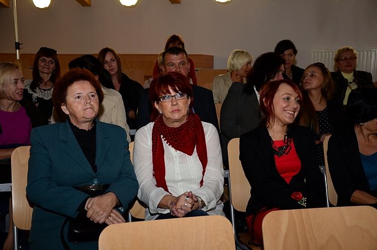 Dzień Edukacji Narodowej w gminie Masłów - 14.10.2012r.