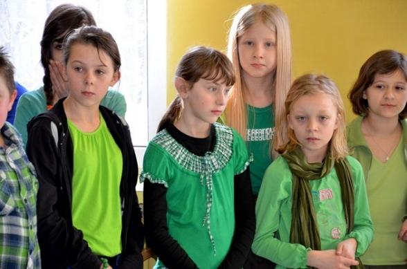 Dzień Irlandzki w Mąchocicach Kapitulnych - 16.03.2012r.