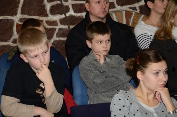 Jesienne impresje w ośrodku kultury - 30.11.2012r.