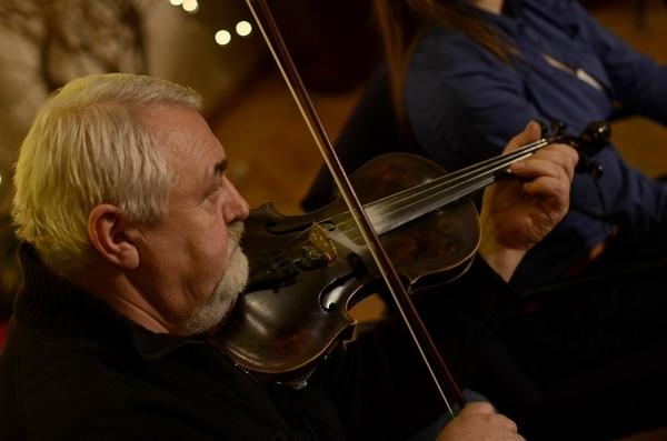 Koncert gitarowy zespołu Andrzeja Wilkosa - 24.12.2012r.