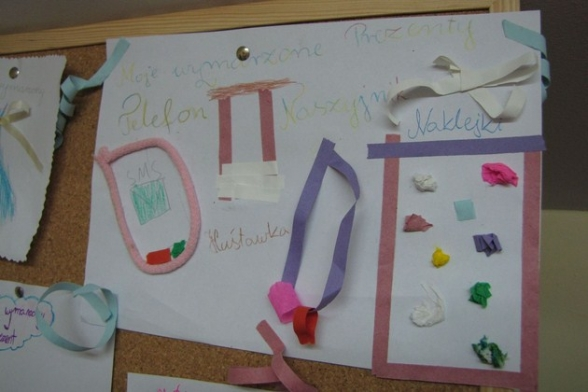 Mąchocice Kapitulne - dzień dziecka w bibliotece - 31.05.2012r.