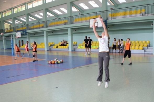 Trening z zawodnikami Farta Kielce - 22.05.2012r.