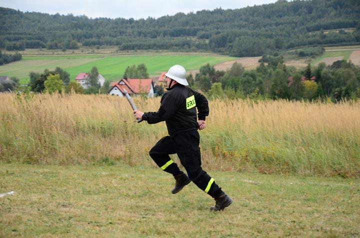 Zawody sportowo-pożarnicze w Ciekotach - 16.09.2012r.