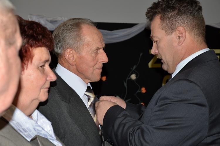 Złote Gody - 25.11.2012r.