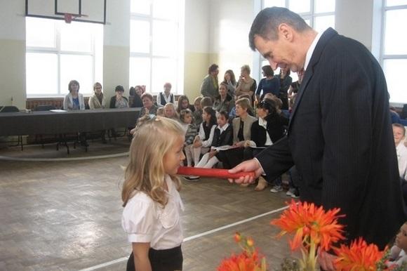 Dzień Edukacji Narodowej w Brzezinkach - październik 2013r.