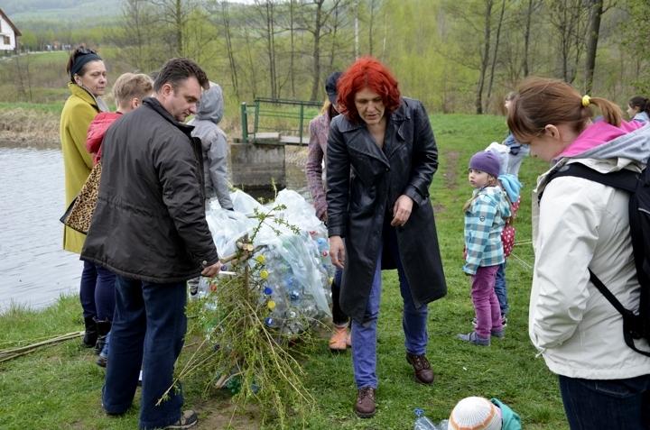 Festiwal Sztuka Recyklingu w Ciekotach - 1.05.2013r.