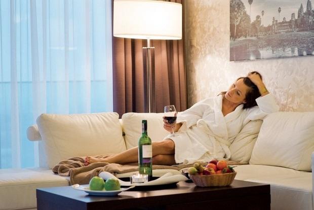 Hotel w Dąbrowie wyróżniony za najlepsze SPA w Polsce (źródło zdjęć: Odyssey)