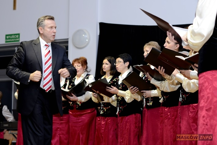 Koncert Chórów w Szklany Domu - 23.11.2013r.