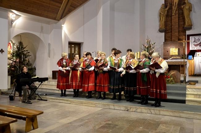 Koncert Dąbrowianek - 20.01.2013r.