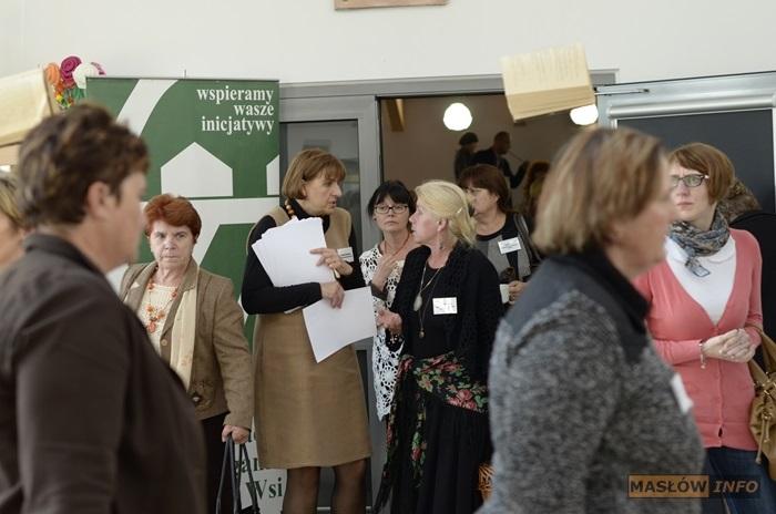 Konferencja dot. dziedzictwa wsi w Ciekotach - 26.10.2013r.