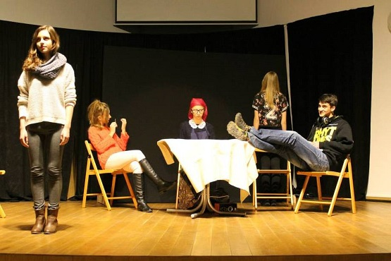 Konferencja 'Nie - przemocy w rodzinie' - 16.12.2013r. (fot. Szklany Dom)