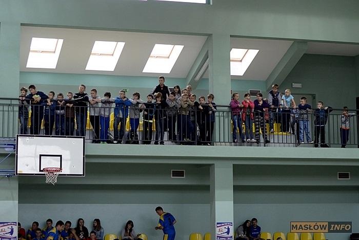 Mała Liga Piłki Ręcznej w Masłowie - 15.10.2013r.