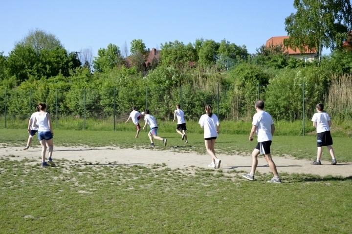 Mecz MDP Wola Kopcowa vs radni - 19.05.2013r.