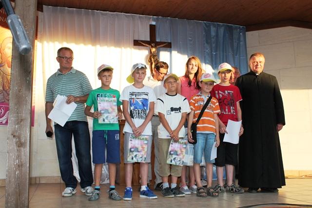 Odpust i parafialny festyn w Leszczynach - 17.08.2013r.   (fot.: Stow. Święty Jacek)