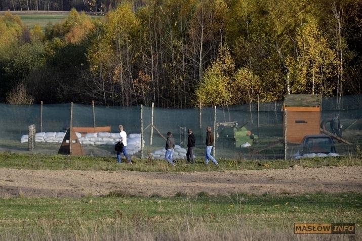 Otwarcie Paintball Extreme w Masłowie Drugim - 27.10.2013r.